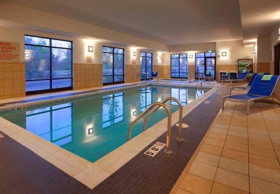 Vernal, UT : Indoor Pool & Spa