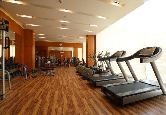 Nedumbassery, India: Fitness Centre