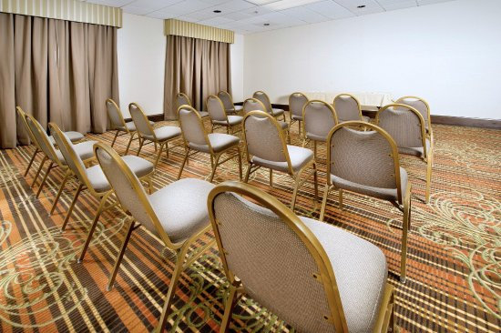 Haverhill, MA: Events - Meeting Room with Theater Setup