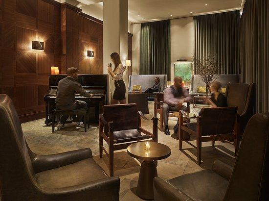 Refinery Hotel : Winnies Jazz