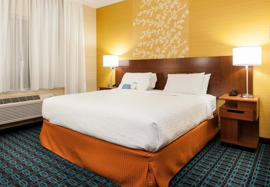 Vernon, Canada: King Guest Room