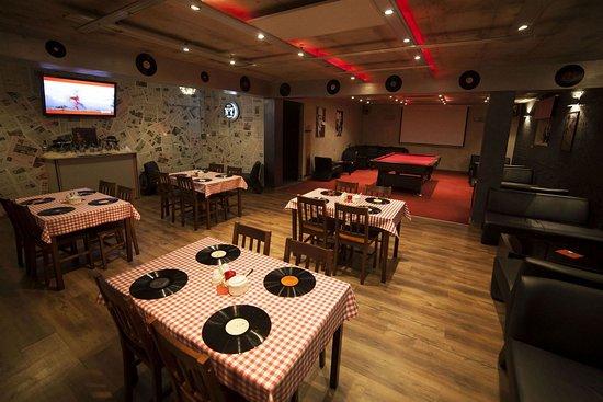 Przezmierowo, Polonya: Bar/Lounge