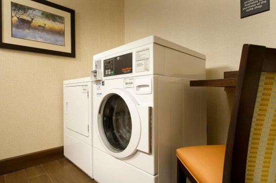 Uvalde, TX: Guest Laundry