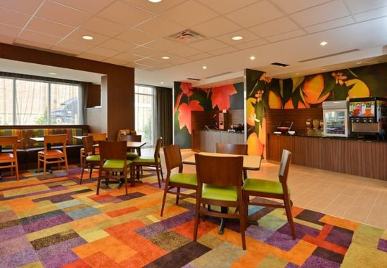 Horseheads, Estado de Nueva York: Breakfast Area