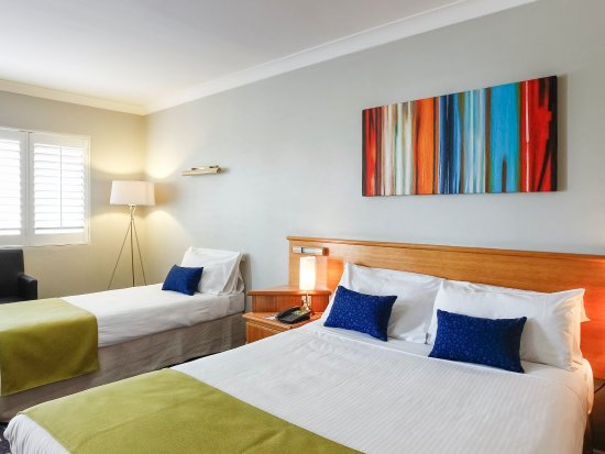 Lansvale, ออสเตรเลีย: Guest Room