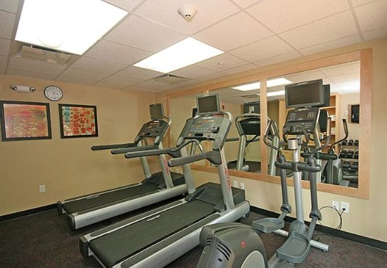 Aiken, Carolina del Sur: Fitness Center