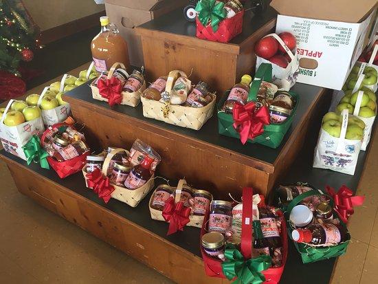 Gaffney, SC: Gift Baskets in November and December