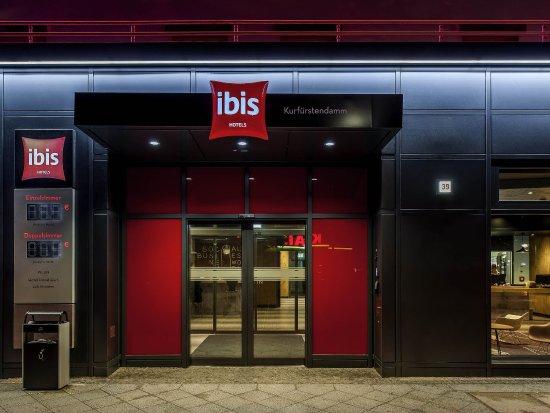 Ibis Berlin Kurfurstendamm : Exterior