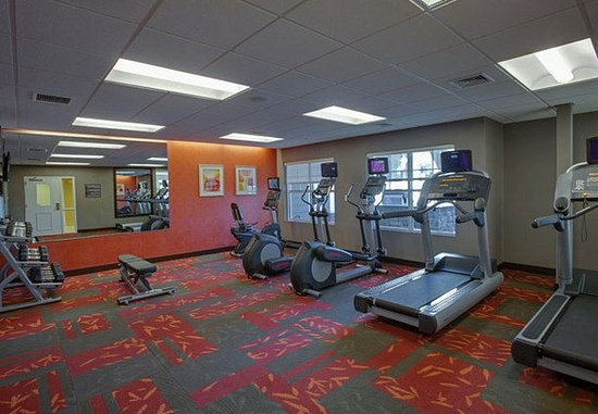 Chicopee, MA: Fitness Center