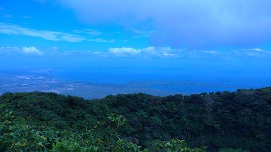 Mombacho Volcano: vista desde el mirador