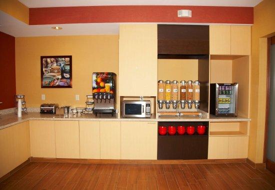 Hobbs, Nuovo Messico: Breakfast Buffet