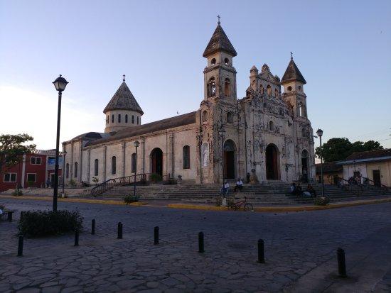 Granada, Nicarágua: Iglesia