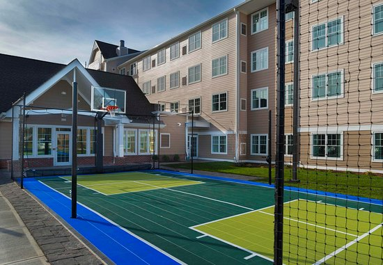 Orangeburg, Estado de Nueva York: Sport Court