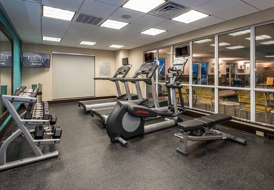 Meridian, MS: Fitness Center