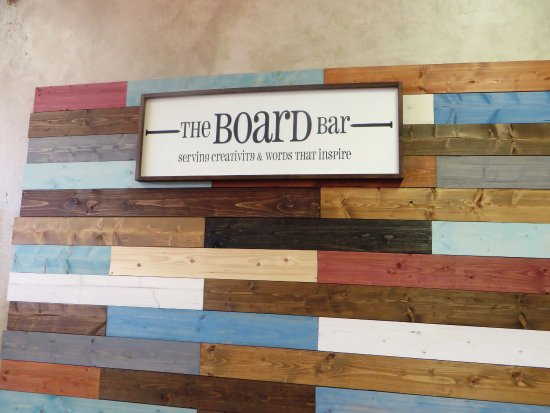 ‪The Board Bar‬