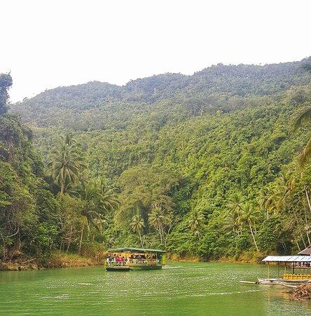 Loboc, Filipinas: scenic river view