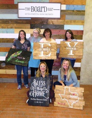McKinney, TX: Rockwall ladies had a blast!