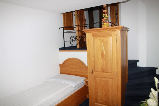 Tasch, Switzerland: Single room