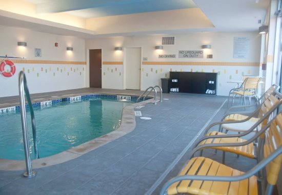 Urbandale, IA: Indoor Pool