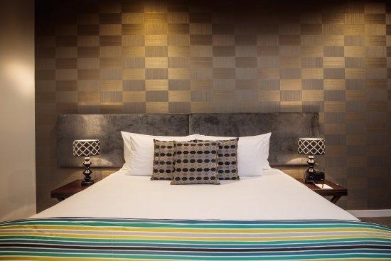 Hotel 115 Christchurch : Guest Room