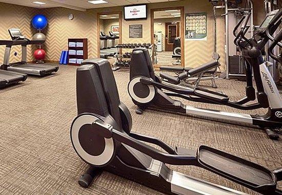 Pullman, واشنطن: Fitness Center