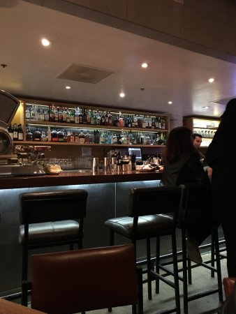 The Factory Kitchen: The Factory Bar