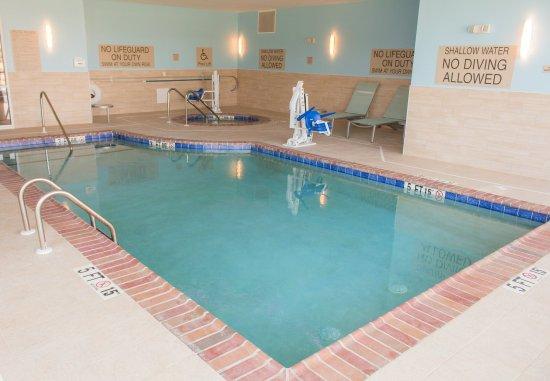 Sumter, Carolina del Sur: Indoor Pool & Spa