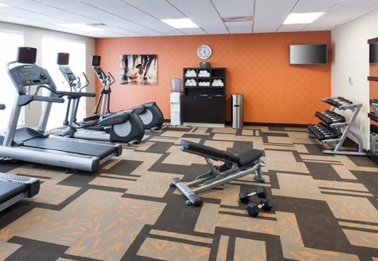 Shenandoah, Teksas: Fitness Center