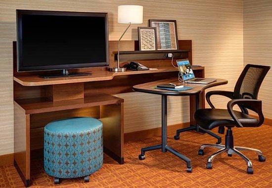 Vadnais Heights, มินนิโซตา: Suite Work Desk