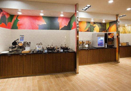 Vadnais Heights, มินนิโซตา: Breakfast Buffet