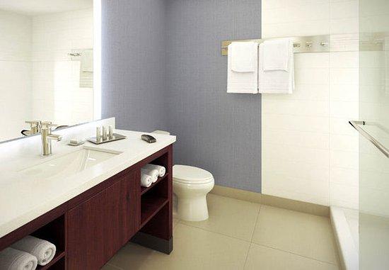 Clifton Park, Νέα Υόρκη: Guest Bathroom