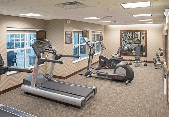 Clifton Park, Нью-Йорк: Fitness Center
