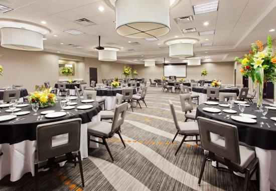 Phenix City, AL: Riverfront Ballroom    Banquet Setup