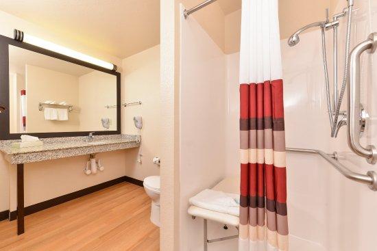 Marietta, OH: ADA Bathroom
