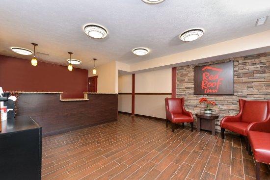 Marietta, OH: Lobby