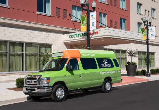 Peoria, IL: Complimentary Shuttle