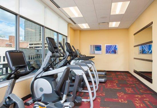 Peoria, IL: Fitness Center - View