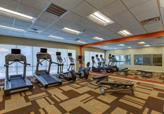 Hammond, LA: Fitness Center
