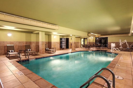 Ankeny, IA: Indoor Pool