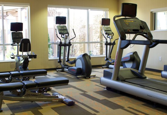 Fletcher, Kuzey Carolina: Fitness Room