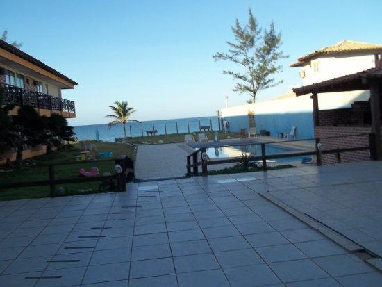 Buzios Ariau Hotel: no hotel