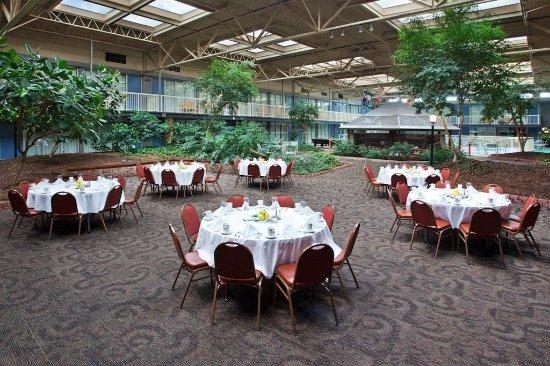 Clarion, Pensilvanya: Banquet Room