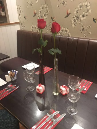 Guisborough, UK: Beautiful roses
