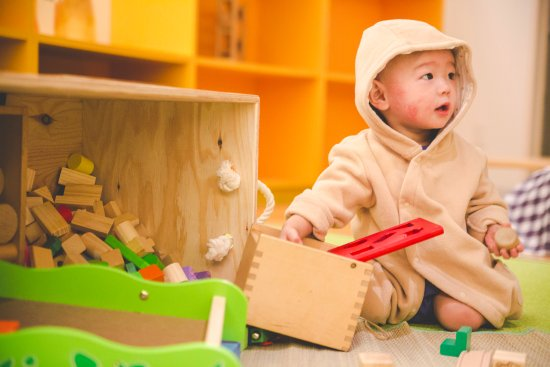 Kutchan-cho, Japan: Lots of wooden toys