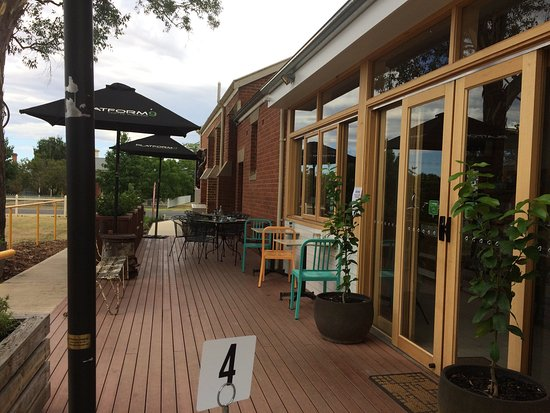 Chiltern, Австралия: Hub 62