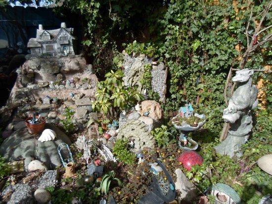 Fairy gardens - Picture of Spellbound Herb Gift Shop and Garden ...