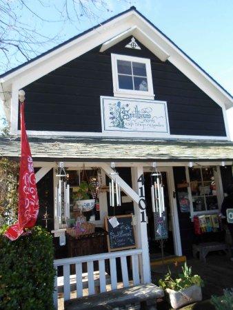 Spellbound Herb Gift Shop and Garden: store front