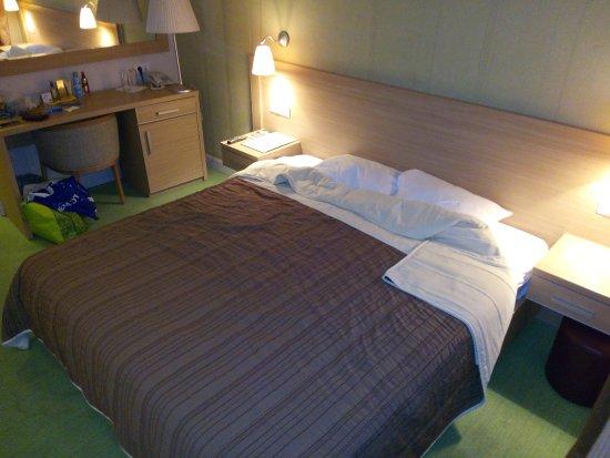 Hotel Park: Bračni krevet
