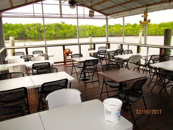 Everglades City Restaurants Triad Seafood