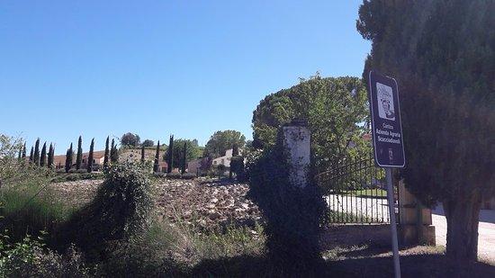 Montefalco, إيطاليا: entrata
